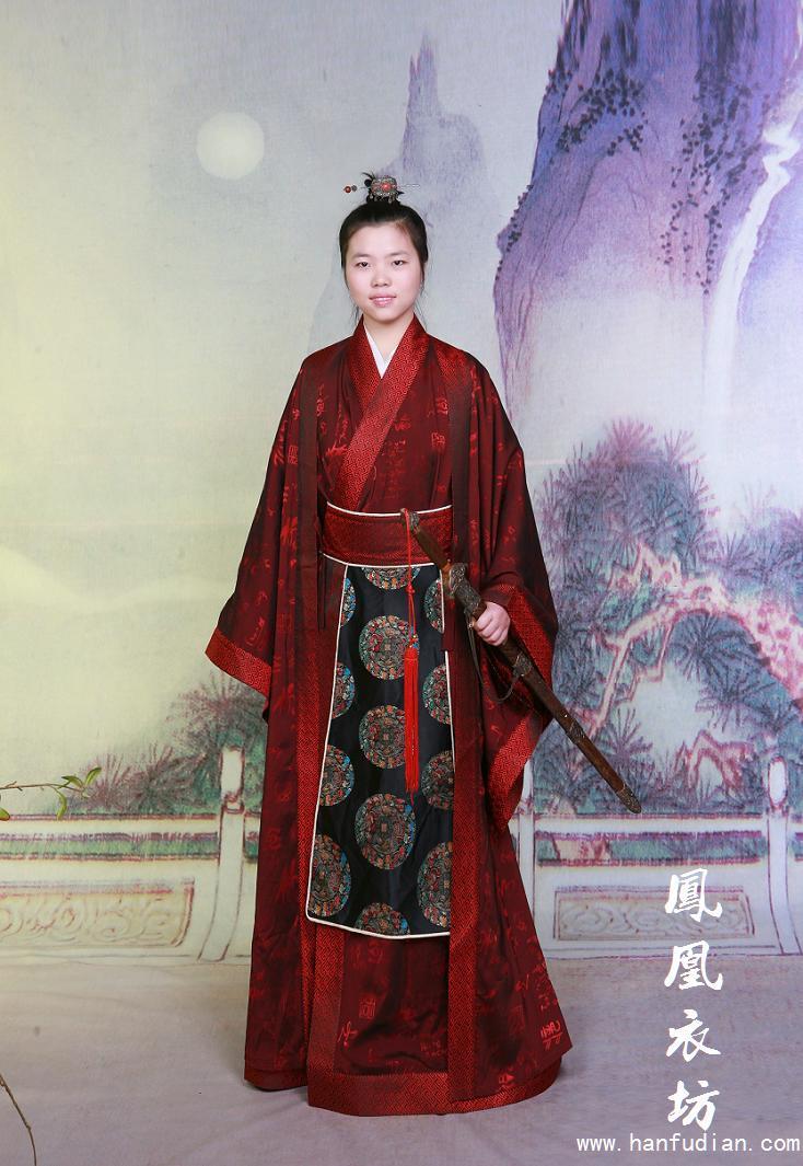 中华国服/汉服,唐装,古装
