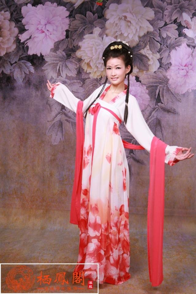束胸襦裙,大袖衫,古装,古装摄影,汉式婚礼,古代 ...