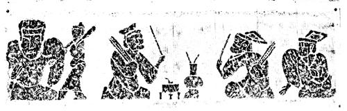 汉代《投壶图》