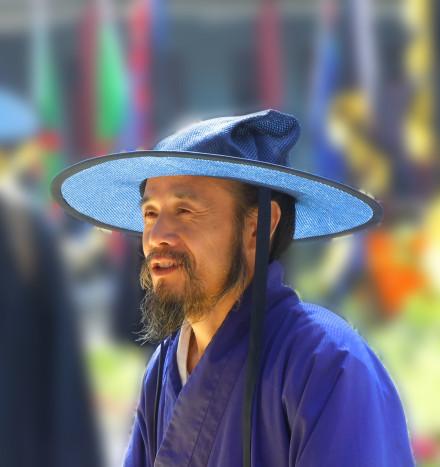 道教九巾之一:太阳巾