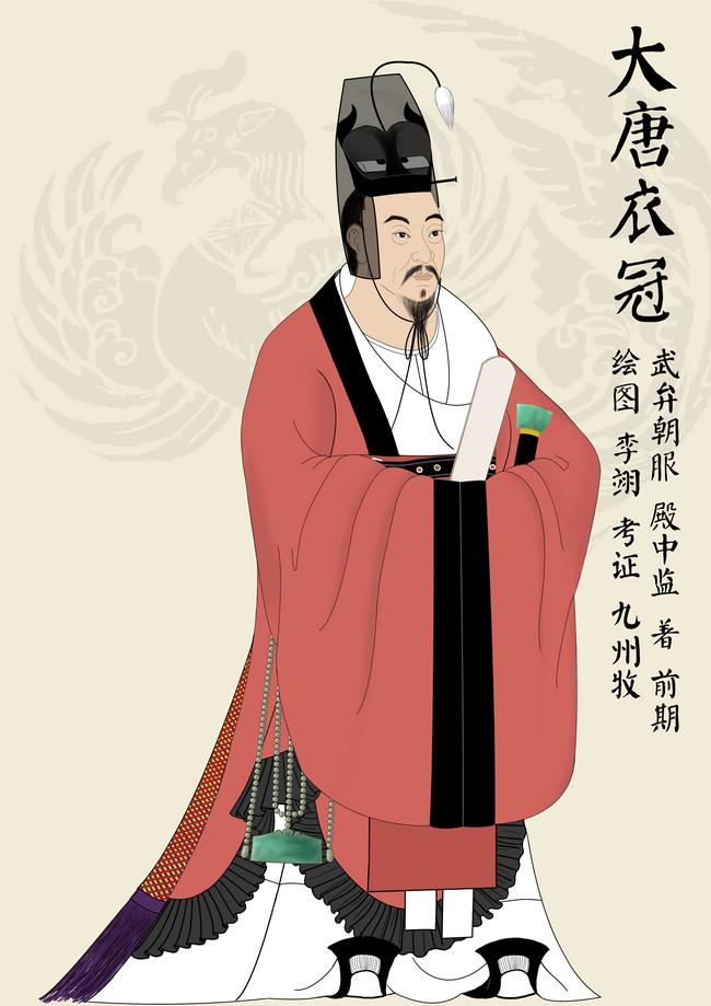 武弁朝服——三品近侍文官(普通)