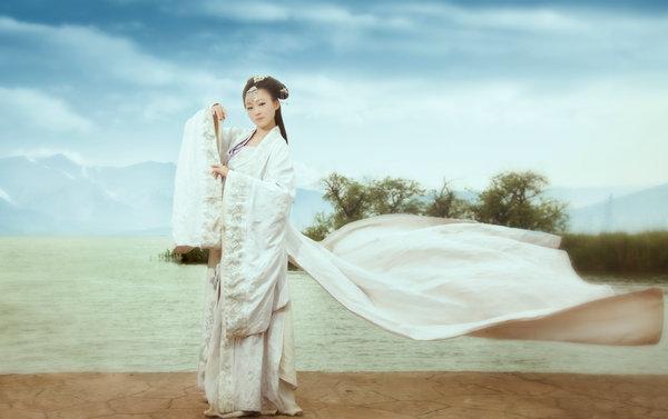 汉风摄影,古装摄影