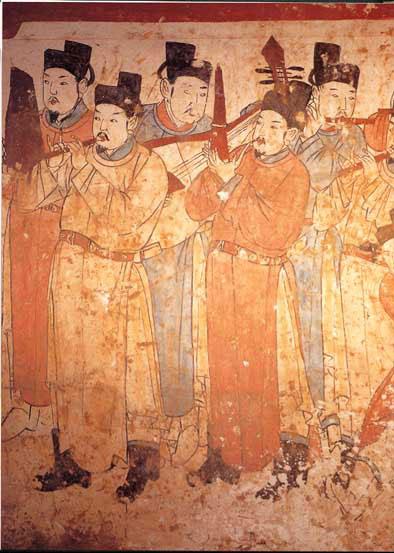 宣化下八里辽代壁画