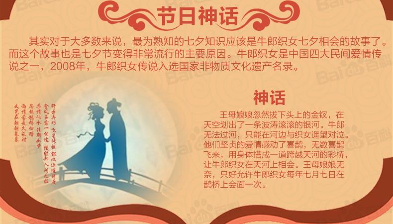 图解七夕|七夕根本不是情人节!